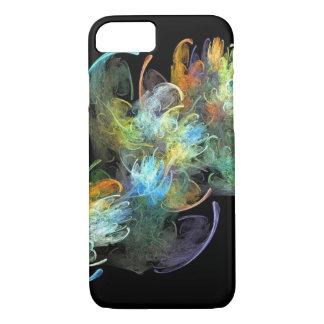Fractal Art iPhone 7 Case Customizable