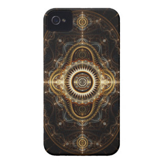 Fractal Art iPhone Case: All Seeing Eye iPhone 4 Case-Mate Case