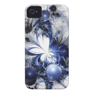 Fractal Art iPhone Case: Blizzard iPhone 4 Cover