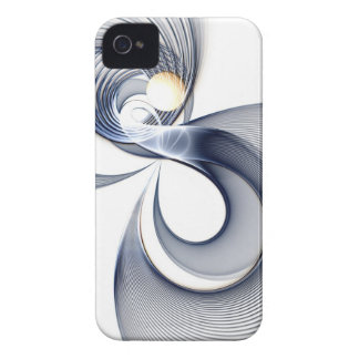 Fractal Art iPhone Case: Cosmos iPhone 4 Cover