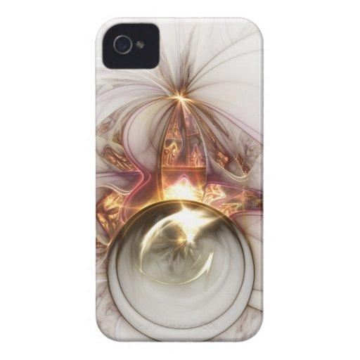 Fractal Art iPhone Case: Oracle iPhone 4 Case
