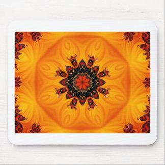 fractal art mouse pad