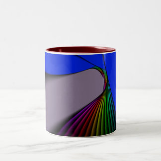 Fractal art mug 06