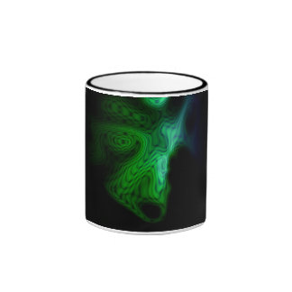 Fractal art mug 09
