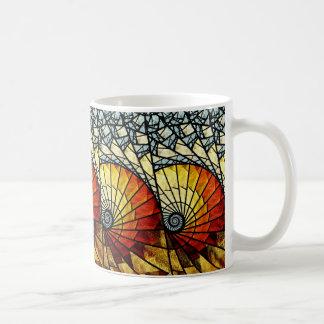 Fractal Art Mug: Billow