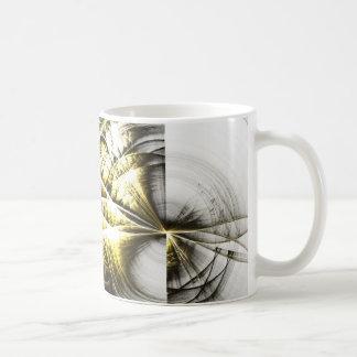 Fractal Art Mug: Frailty Coffee Mug