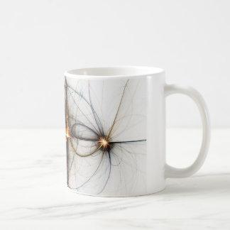 Fractal Art Mug: Shooting Star