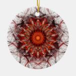 Fractal Art Ornament: Scorching Sun