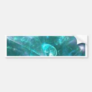 fractal art /sunshine130491 car bumper sticker