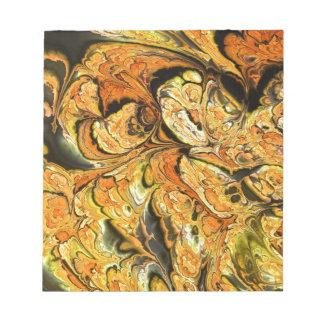 fractal asombroso 06 (SF) Blocs De Papel