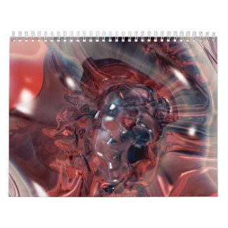 Fractal at Work Calendar