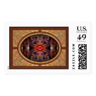 Fractal - Aztec - The Aztecs Stamps