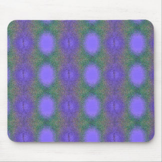 Fractal Behind Glass Mouse Pad