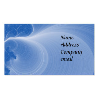 Fractal bizcard Double-Sided standard business cards (Pack of 100)