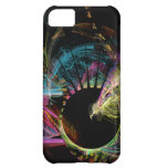 Fractal - Black Hole iPhone 5C Covers