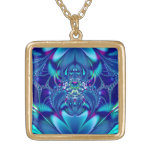 Fractal: Blue Elegance Custom Jewelry