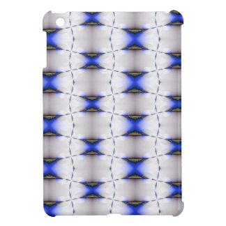 Fractal BlueWire Hard shell plastic Pad Mini Case Cover For The iPad Mini