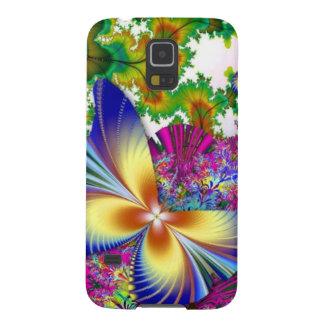 Fractal Butterflies Galaxy S5 Cases