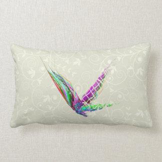 Fractal - Butterfly in Flight Pillows