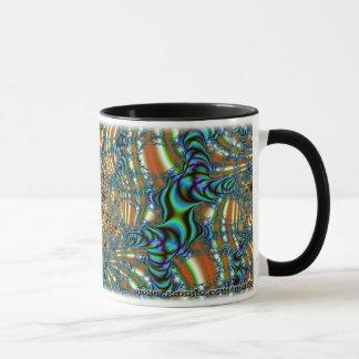 Fractal C~10 Custom Mug