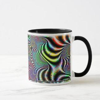 Fractal C~11 Custom Mug