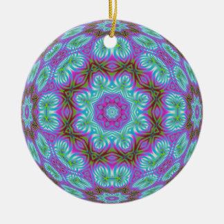 Fractal caleidoscópico Ornament.1 Ornaments Para Arbol De Navidad