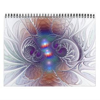Fractal Calendar 10 Months