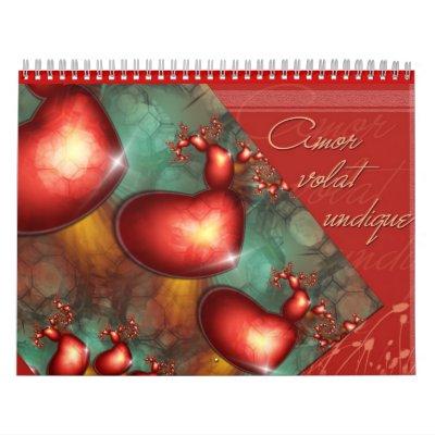 Fractal Calendar 2012