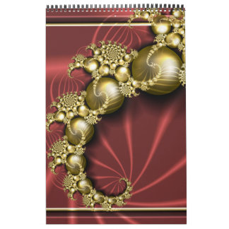 Fractal Calendar 2016