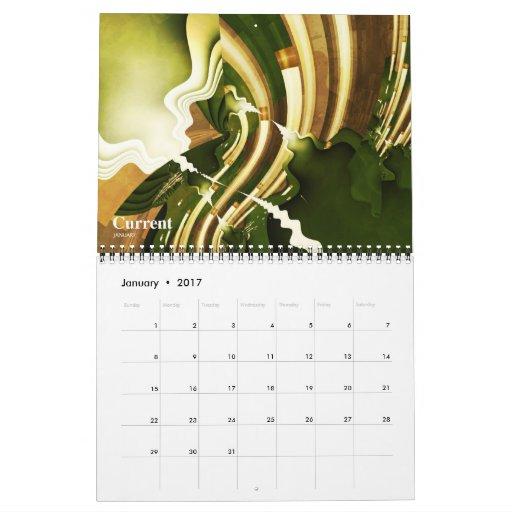 Fractal Calendar VI