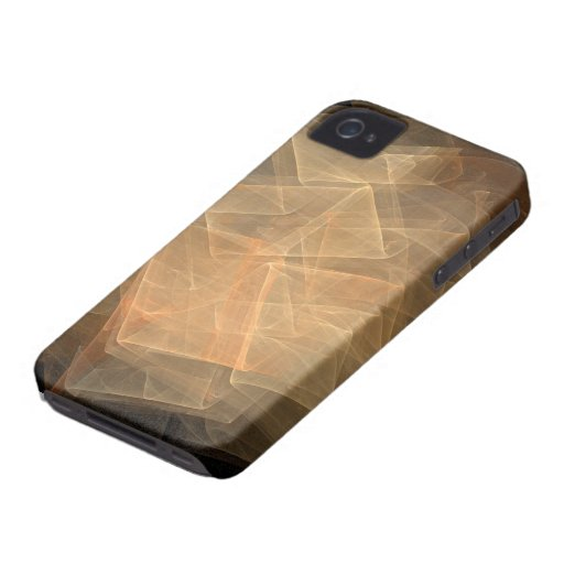 Fractal Case-Mate iPhone 4 Protector