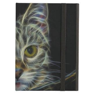 Fractal Cat iPad Air Cases