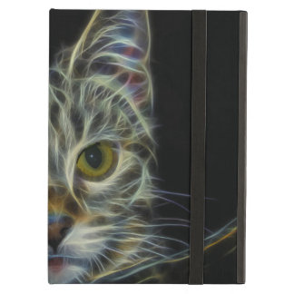 Fractal Cat iPad Air Cover
