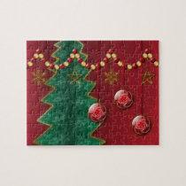 Fractal Celebration Christmas Puzzle