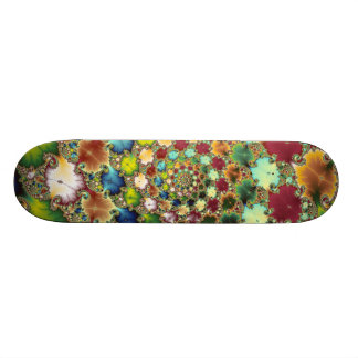 Fractal Cells - Fractal Skateboard