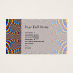 Fractal Central - Fractal Art Business Card