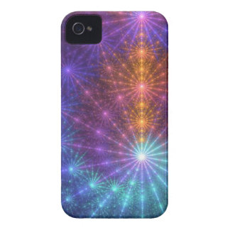 Fractal Chakras iPhone 4 Covers