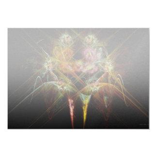 Fractal - Christ - Angels Embrace Cards
