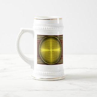 Fractal - Christ - Holy Cross Mug