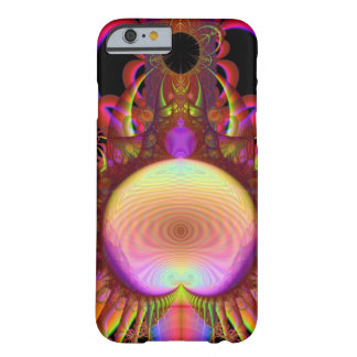 Fractal Circ iPhone 6/6s, Barely There Phone Case