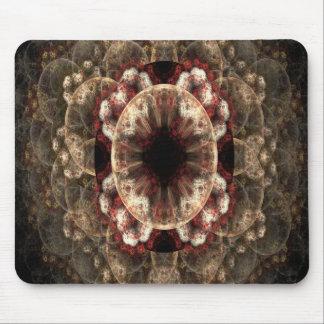 Fractal Circle Mousepad