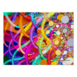 Fractal Color 10 Abstract Art Print