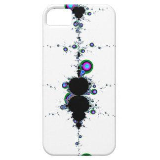 Fractal colorido iPhone 5 fundas