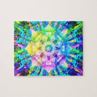 Fractal Colors Jigsaw Puzzle