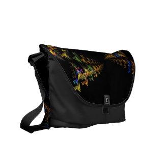 Fractal Courier Bag