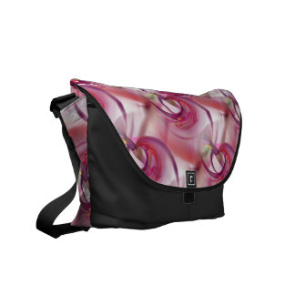 Fractal Courier Bags