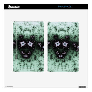 Fractal Cow Skins For Kindle Fire