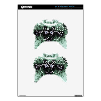Fractal Cow Xbox 360 Controller Decal