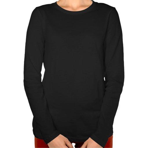 Fractal crónico de la conciencia del dolor camiseta