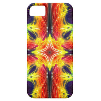 Fractal Crossfire - iPhone 5 case mate